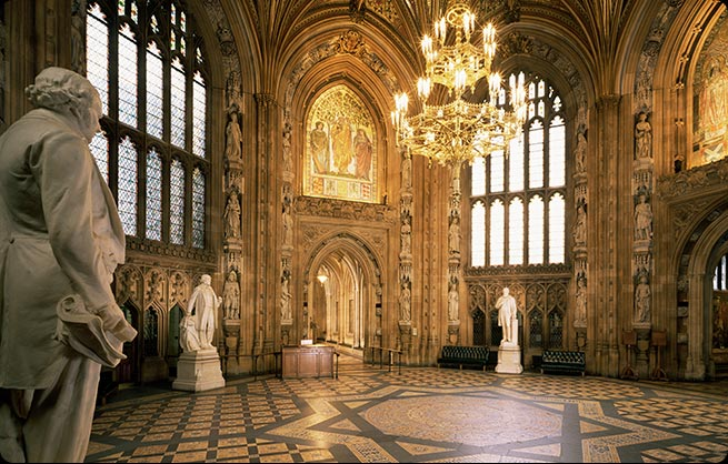 Houses Of Parliament | Innovative Consulting Engineers